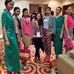 My gorgeous models wearing Ree Spring/Summer Collection 2015