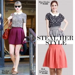 How To Dress Like a Celebrity with Only Rp99.000