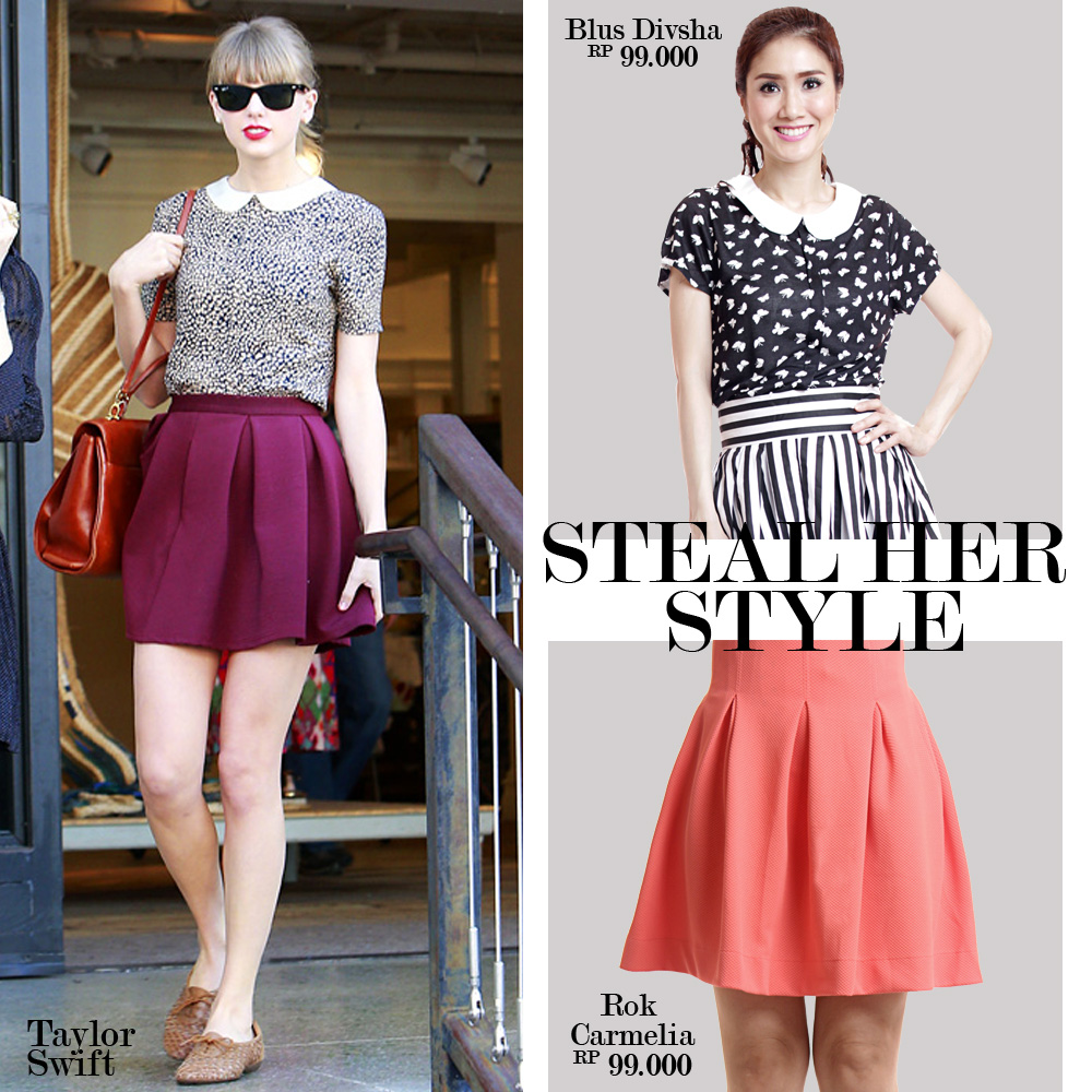 Steal Her Style Taylior Swift
