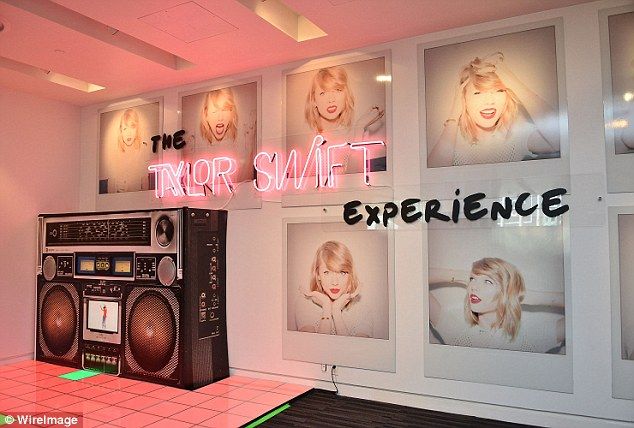 Taylor Swift Experience, an experience you shouldn't miss!