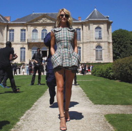 Star Style at Paris Haute Couture Fashion Week