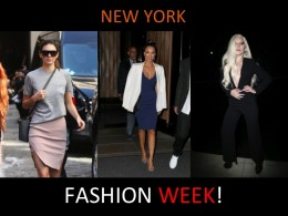 Seven New York Fashion Week Best Looks