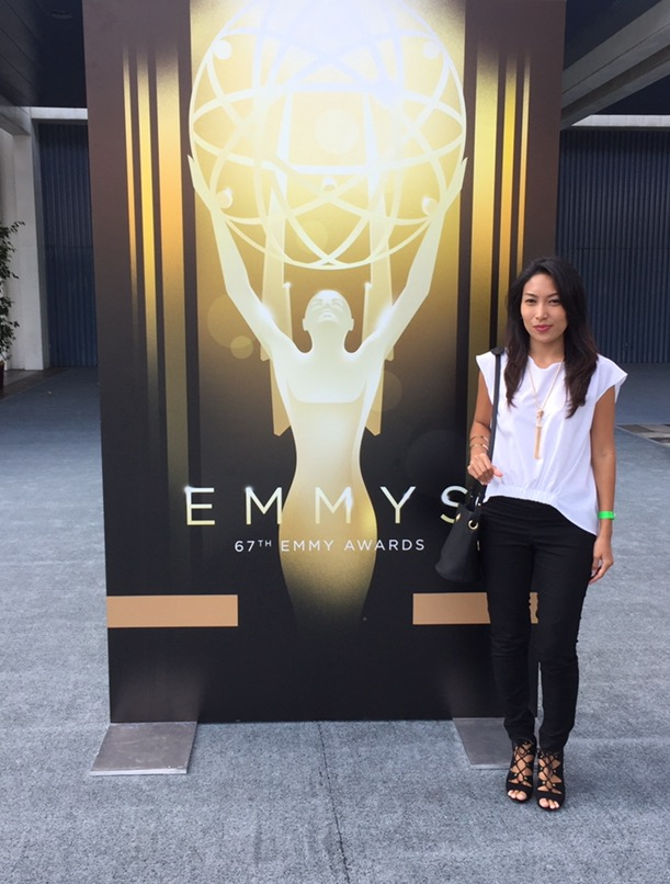 Ree goes to Emmy Awards Governors Ball Preview! Get the top here.