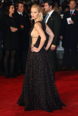Best Jennifer Lawrence Premiere Dress
