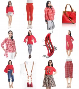 How to Stand Out in a Crowd: Wear Red