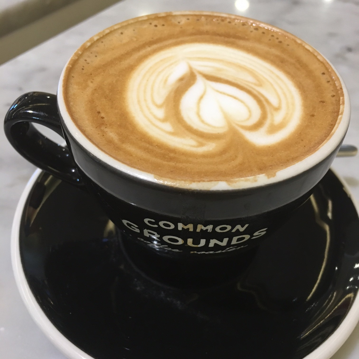 Good coffee of Common Ground is finally here!