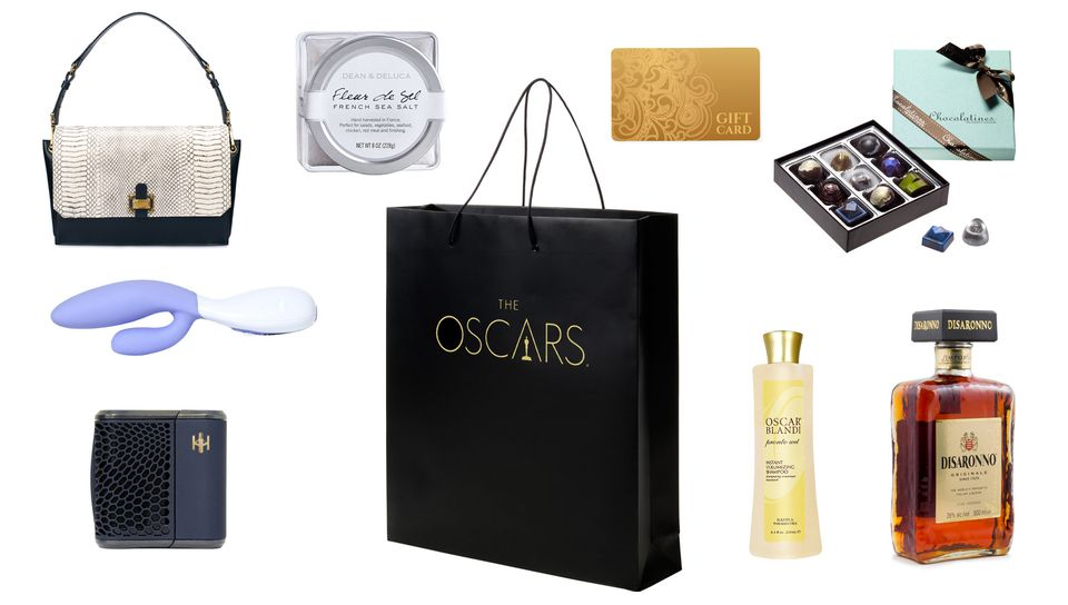 oscars gift bag