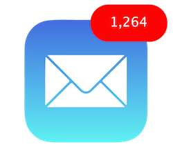 email sort