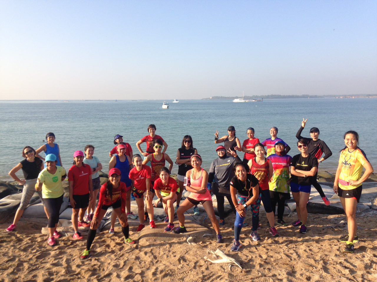 Saturday Morning Run with Indorunners