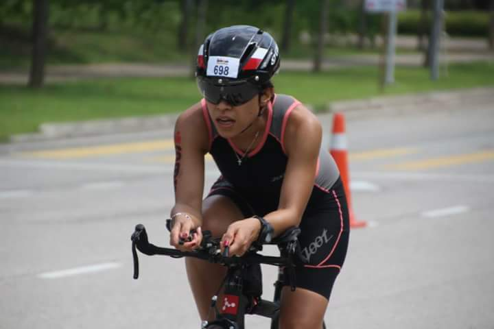 Ironman 70.3, Malaysia. Finished as 5th in my age group.