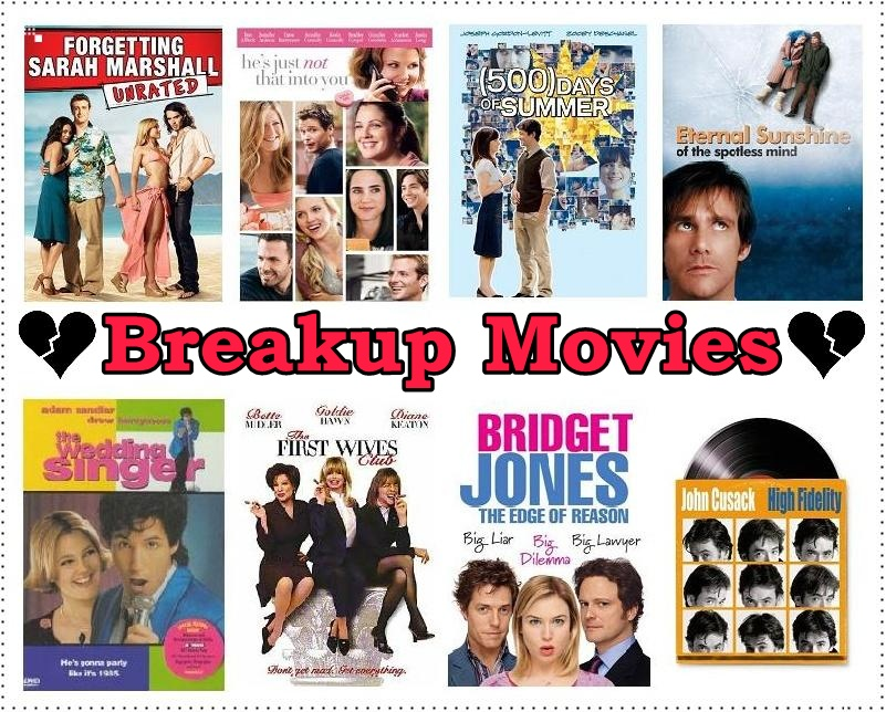 Breakup Movies