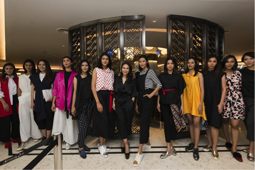 15 models with 15 new looks from the latest REE collections. You can buy now at www.ReeIndonesia.com.