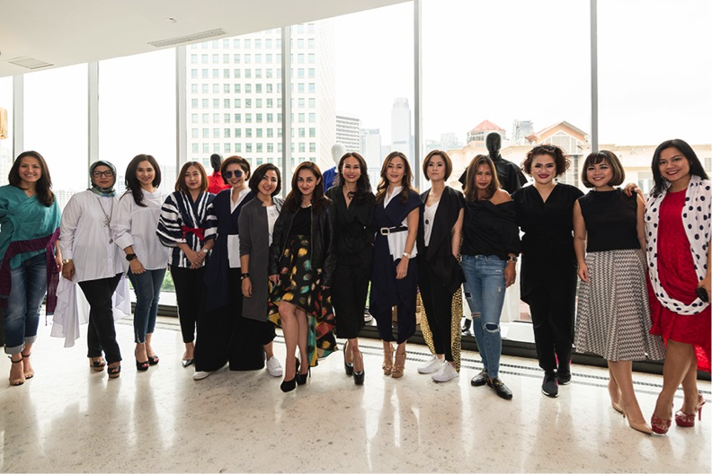 These fabulous women are my inspiration for every REE collection. Full of life, active women I call BBF (Brain, inside-and-out Beauty and Fabulous) who always inspire others. Welcome to the Fempire!