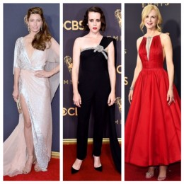 10 Fab Looks at the Emmy Awards 2017