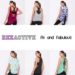 REEActive, Because Fit and Fabulous is a Must